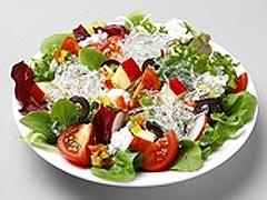 プチプチカラフル野菜サラダ