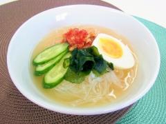 韓国冷麺風マロニー