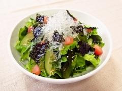 プチプチチョレギサラダ