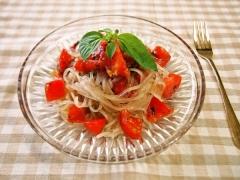 冷製トマトマロニー