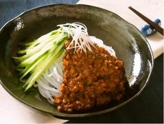 ジャージャー麺風マロニー(低アレルゲン)