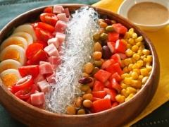 プチプチコブサラダ