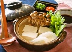 マロニー湯豆腐