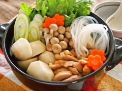 【NEW】生マロニーの治部煮鍋
