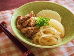 【NEW】マロニーと大根の煮物