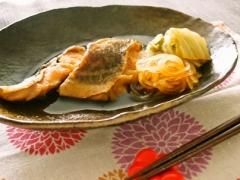 【NEW】マロニーとタラと白菜の甘辛煮