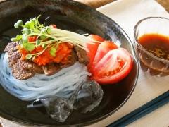 【NEW】満腹焼肉つけ麺マロニー