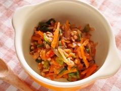 マロニーと野菜のトマト煮(離乳食・完了期)