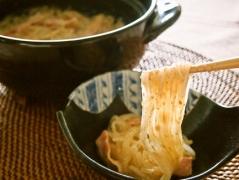 【NEW】豆乳鍋で〆マロニー