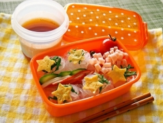 【NEW】マロニーの涼麺弁当