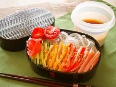 【NEW】マロニーの冷麺風弁当