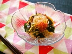 マロニーの海藻サラダ