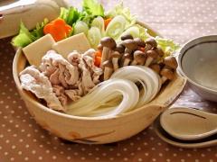【NEW】マロニーのごま豆乳鍋(低アレルゲン)